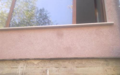 саниране на къщи и блокове със собствено скеле